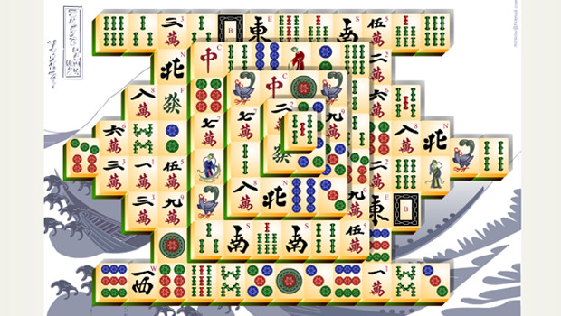 mahjong free on line